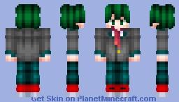 kid Minecraft Skin