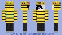 Oucigxhc Minecraft Skin