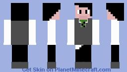 Big_Nose_BlackShoes_2 Minecraft Skin