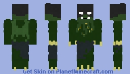 Bathomet - Dark Multiverse Minecraft Skin