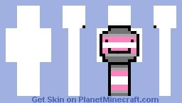 demigirl dream Minecraft Skin