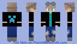 Dungeon Raider Minecraft Skin