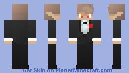 TuxedoPhoenixFire Minecraft Skin