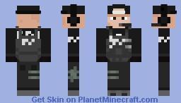 Michael Syfers | FBI Sniper Minecraft Skin