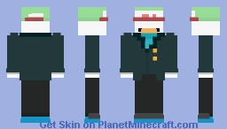 Chickenpants, but its in this style now. Minecraft Skin