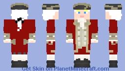 British Colonial man Minecraft Skin