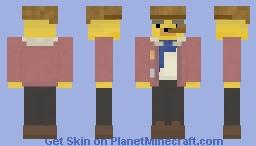 Wafflebear Minecraft Skin
