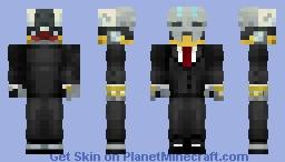 Zenyatta Suit Minecraft Skin