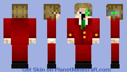 Oh my lord this skin is so stupid Minecraft Skin