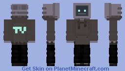 my skin lol v2 Minecraft Skin