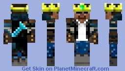 Remade my skin Minecraft Skin