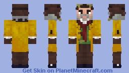 Arturo Bullard, the Balloonist | Request from Akhenaten Minecraft Skin