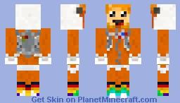 socksfor1 Minecraft Skin