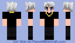 vip Minecraft Skin
