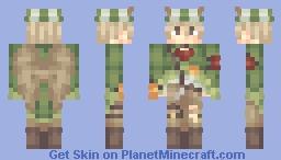 philza minecraft - origin / hybrid smp Minecraft Skin