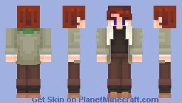 new threads Minecraft Skin