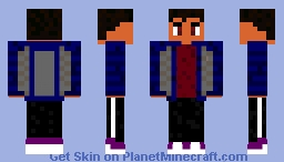 Me 4.0 The final remake? Minecraft Skin