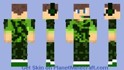 Truksic1998 (4you) Minecraft Skin