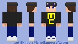 AdamDAuria -Revamp- Minecraft Skin