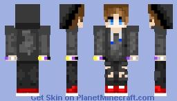 MY GENDERLESS BLOB Minecraft Skin