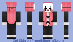𝖕𝖎𝖊𝖗𝖔 ピエロ Minecraft Skin