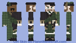 [LOTC] Harrenite v2 Minecraft Skin