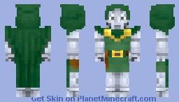 Doctor Victor Von Doom Minecraft Skin