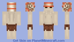 nautiling / Dark Depths Minecraft Skin