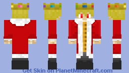King Chardisor Minecraft Skin