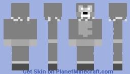 water beast Minecraft Skin