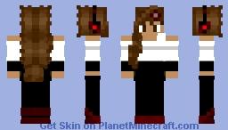 Kelly From Wayplay Minecraft Skin