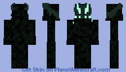 The Monster Of the Seas (Dark Depths Contest) Minecraft Skin