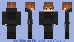 sith skin Minecraft Skin