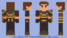 Nether Wars Series | Overworld Soldier Minecraft Skin