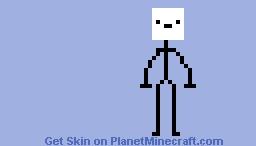 mister man Minecraft Skin