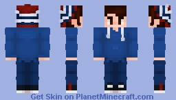 ~ GBCxPrime ~ [Feel Free to use] Minecraft Skin