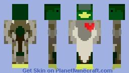 duc (req) Minecraft Skin