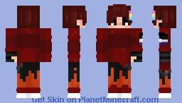 𝖎𝖒 𝖆 𝖇𝖎𝖙 𝖙𝖎𝖗𝖊𝖉 Minecraft Skin