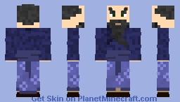 chyngis chun Minecraft Skin