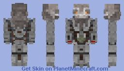 Atriox Halo wars 2 Minecraft Skin