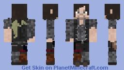 Daryl Dixon Minecraft Skin