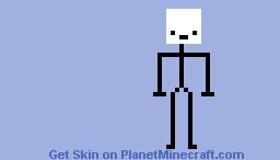 mister man 1.1 Minecraft Skin