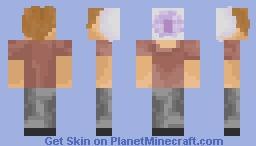 Its been 4 hours Minecraft Skin