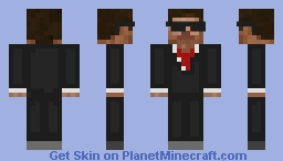 Stevemaster ez Minecraft Skin