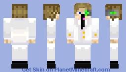 Not pog Minecraft Skin