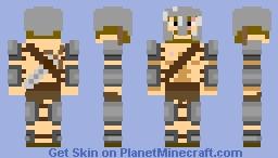 swordman Minecraft Skin