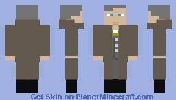 Sergey Taboritsky - Blessed Regent of Russia - TNO Mod Minecraft Skin