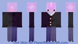 Uniform Minecraft Skin