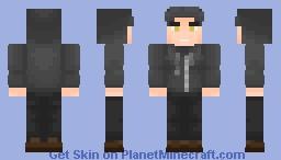Nikolay Avilov (Hunter: Snowfall) Minecraft Skin