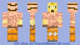 Psycho (Borderlands 2) Minecraft Skin